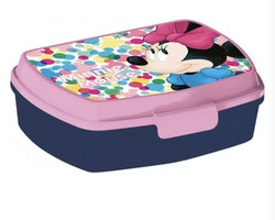 Minnie Mouse Matlåda i plast