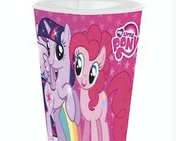 My little pony plastmugg 260 ml