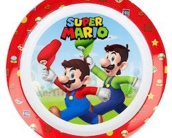 Super Mario - Plan Tallrik