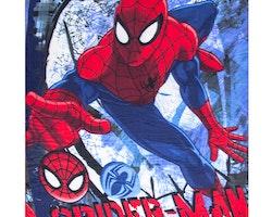 Spiderman Fleece pläd/filt 140*120