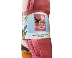 Bing Fleece Filt/Pläd