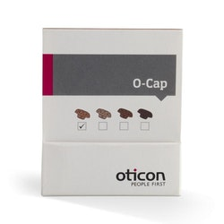 O-Cap Filter - Färg Beige