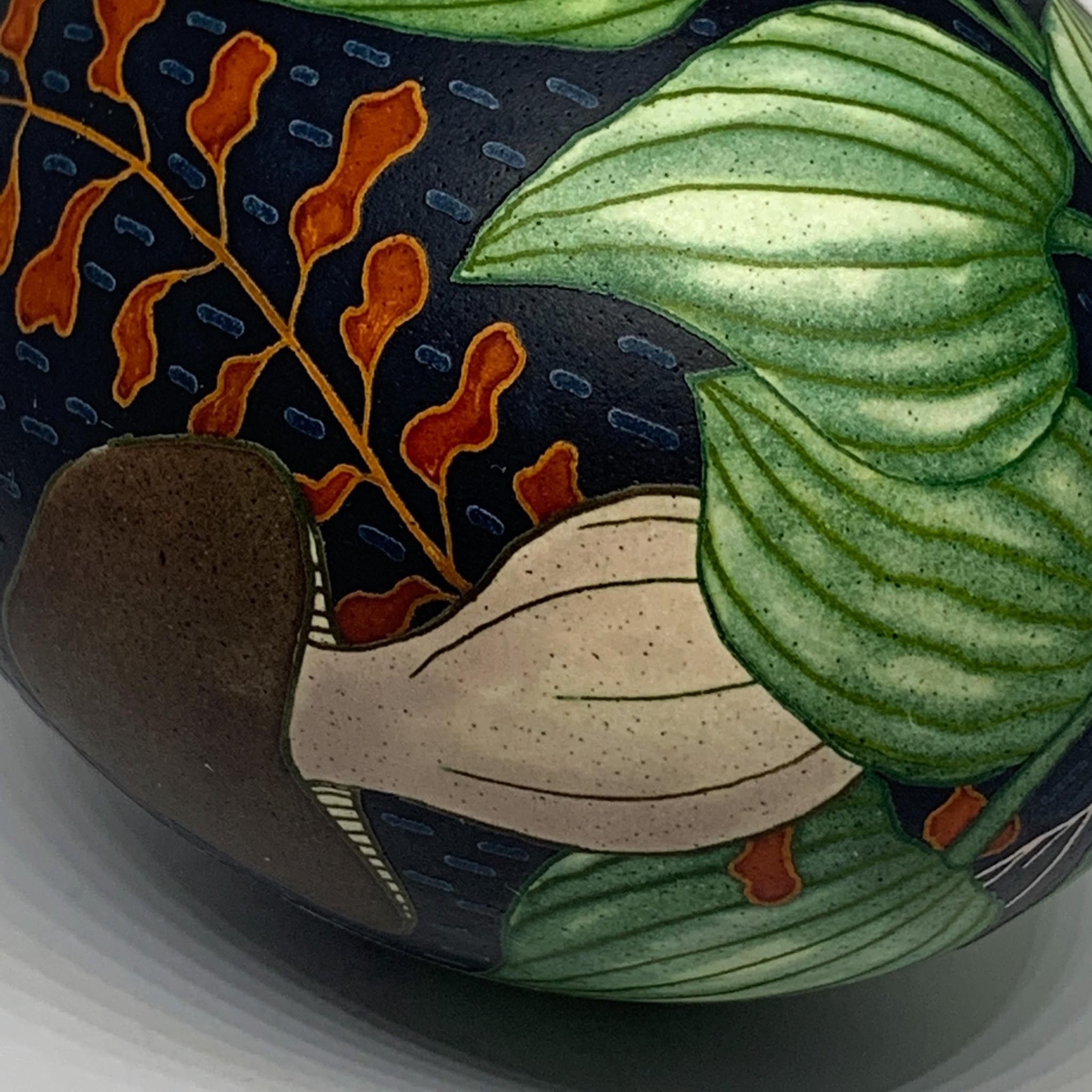Autumn egg