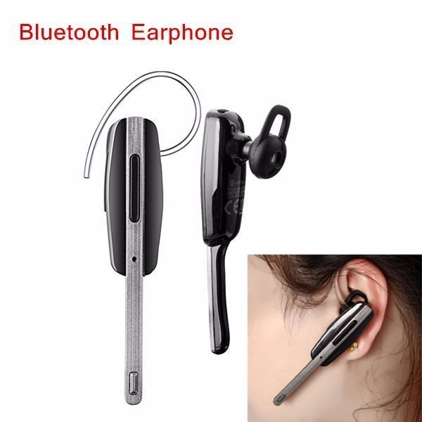 Headset Bluetooth Handsfree.Trådlöst Headset. Universal