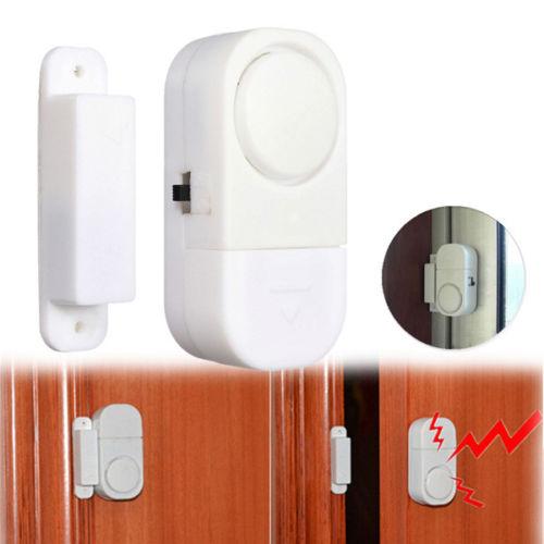 Larm-Dörr/Fönster Entré-Alarm-Inbrottsskydd-Säkerhetssensor