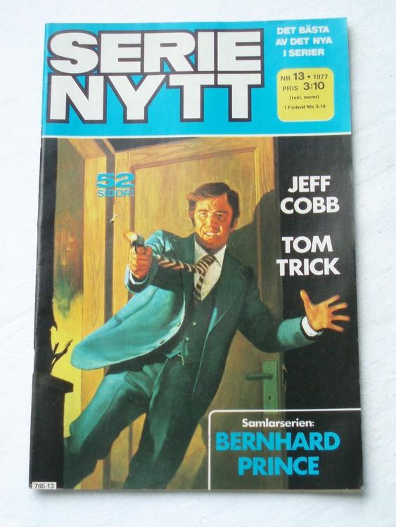 Serie Nytt nr 13 1977 mycket bra skick, ny oläst