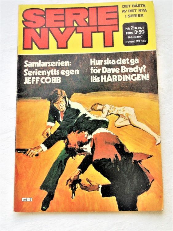 Serie Nytt nr 2 1978 mycket bra skick, ny oläst