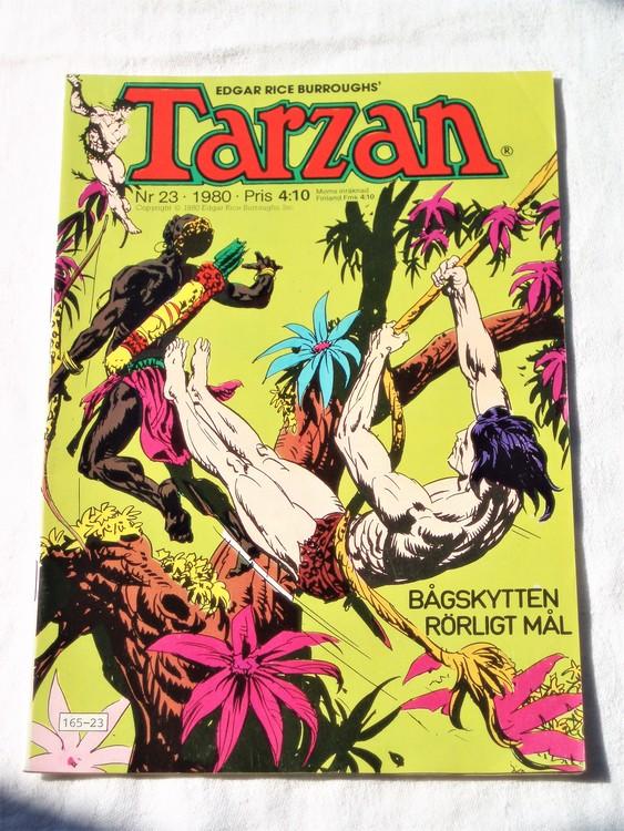 Tarzan nr 23, 1980 bra skick