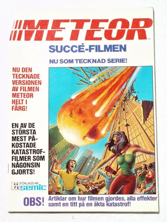 Meteor Succé-Filmen mycket bra skick ISBN 91-552-2182-3