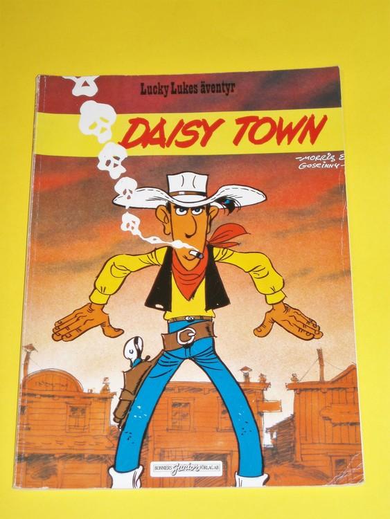 """Lucky Luke """"Daisy Town"""", normalskick, normalslitet, Junior"""