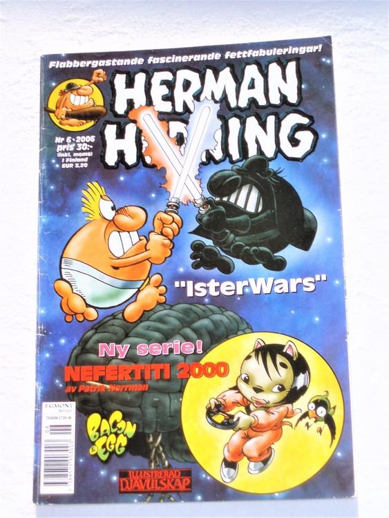 Herman Hedning nr 6 2006 bra skick.
