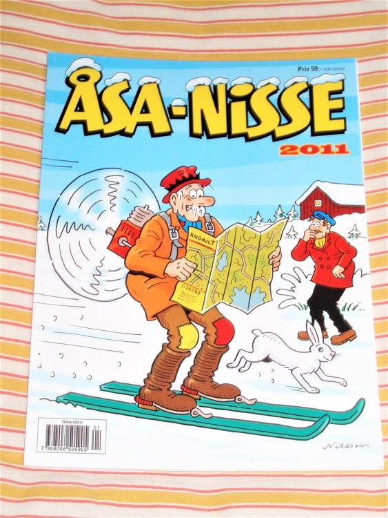 Åsa-Nisse årsalbum 2011, grundskick NM