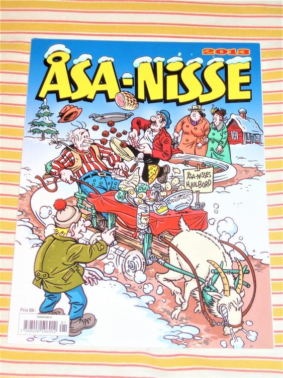 Åsa-Nisse årsalbum 2013, grundskick NM