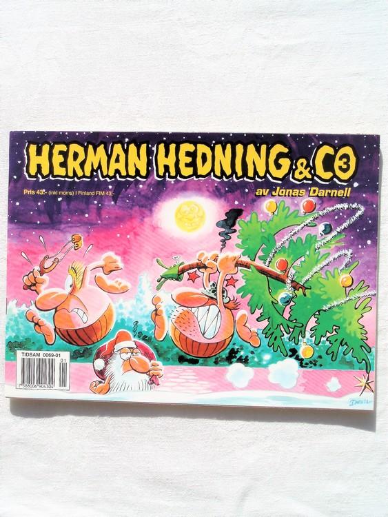 Herman Hedning nr3,mycket bra skick