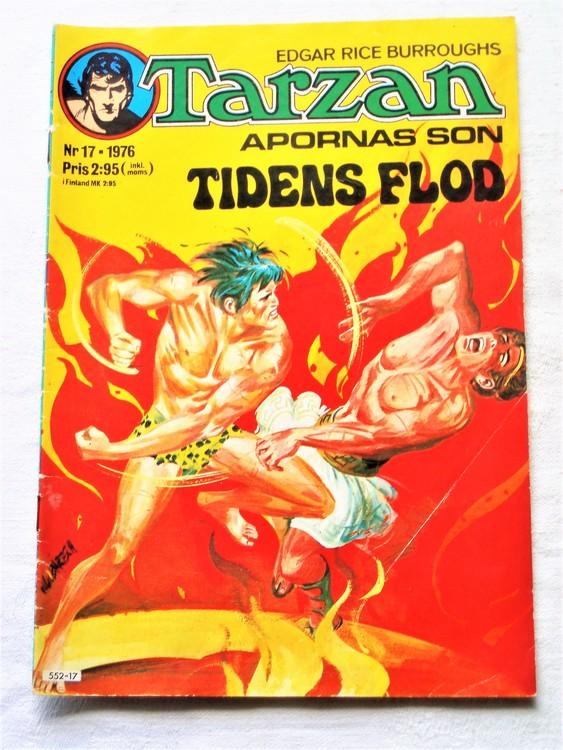 Tarzan nr 17 1976 bättre skick