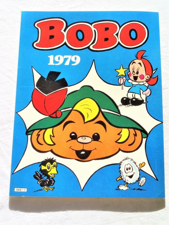 Bobo 1979  mycket bra skick nyskick oläst