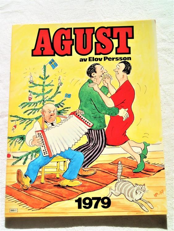 August 1979 mycket bra skick nyskick oläst