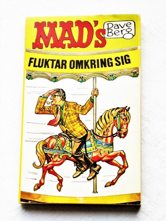 Mad nr 54 1975 Serie-pocket mycket bra skick nyskick oläst
