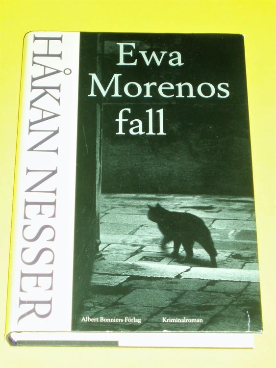 "Håkan Nesser "" Ewa Morenos Fall "" 2000 Fiktion, Deckare Van Veeteren"