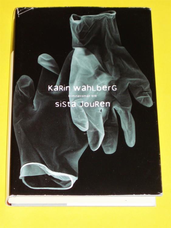 "Karin Wahlberg ""Sista Jouren""När Veronika Lundborg-Westman cyklar..."