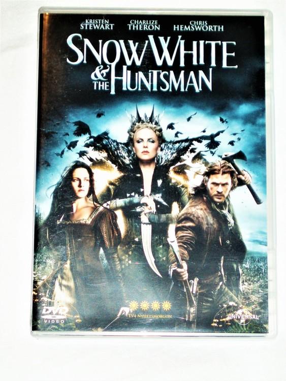 Snow White & Huntsman Svensk text,normalt begagnat skick.