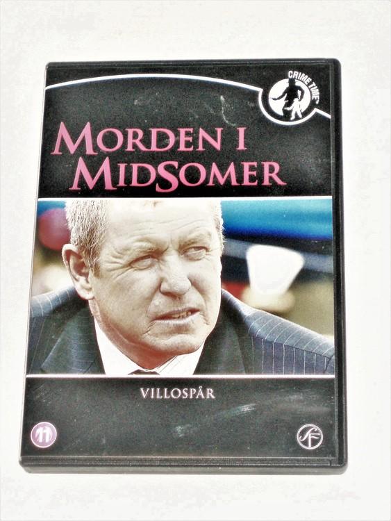 Morden i midsomer nr 11 Dvd svensk text,normalt begagnat skick.