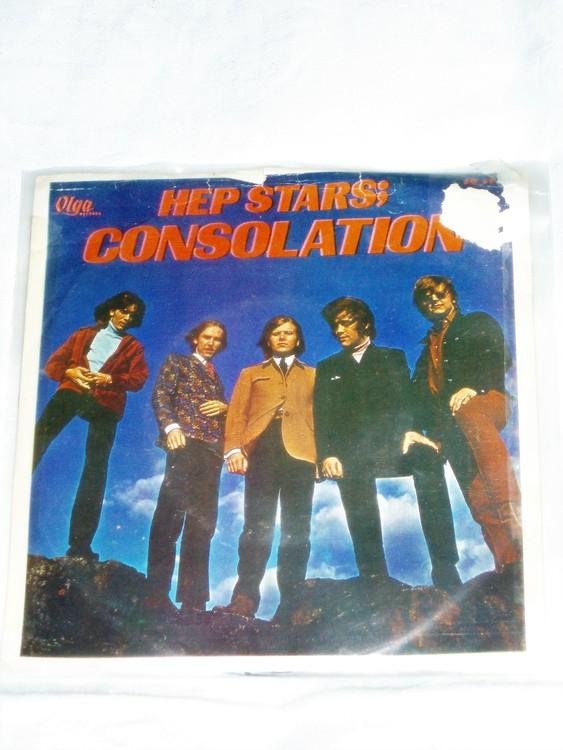 """Hep Stars """"Consolation""""fodral lite söndrigt mycket bra skick."""