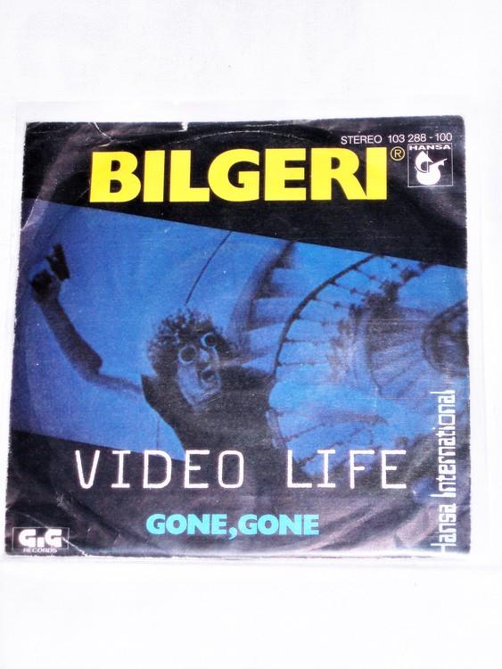 "Bilgeri ""Video Life"""" mycket bra skick."