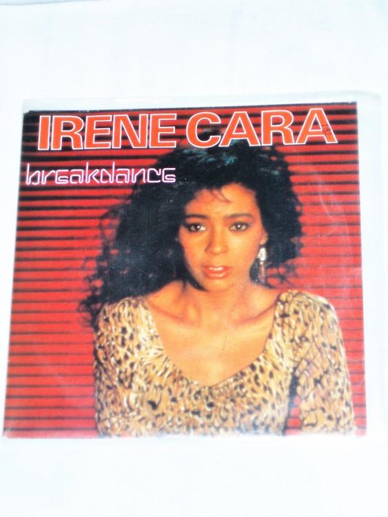 "Irene Cara ""Breakdance"" mycket bra skick."