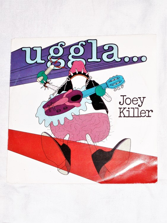 "Magnus Uggla ""Joey Killer"" mycket bra skick."