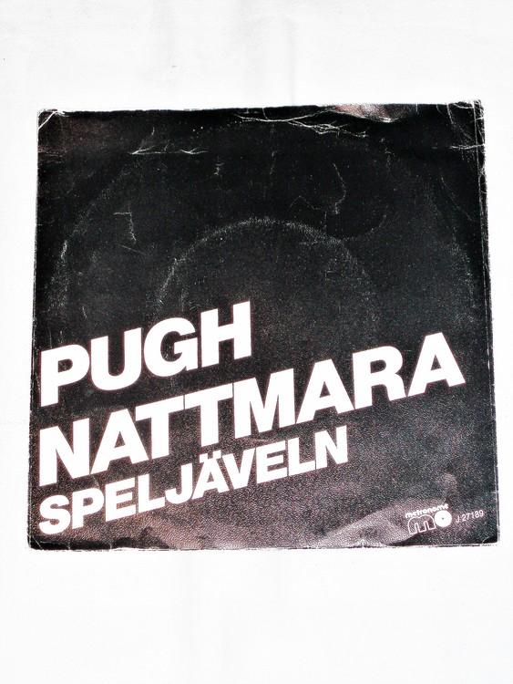 "Pugh ""Nattmara""mycket bra skick."