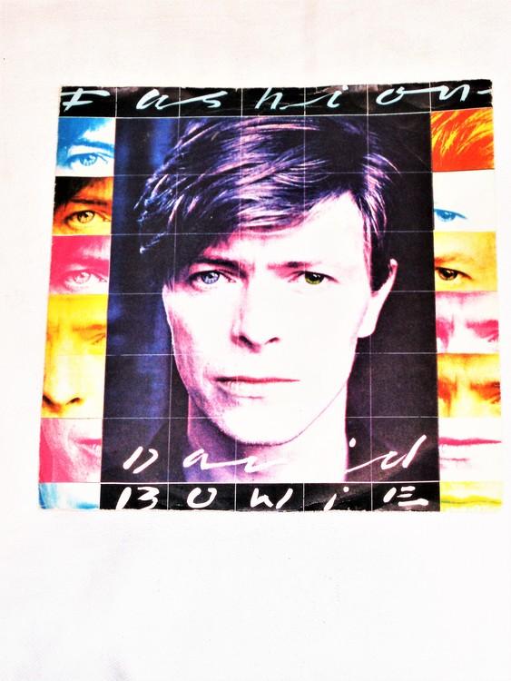 "David Bowie ""Fashion""mycket bra skick."