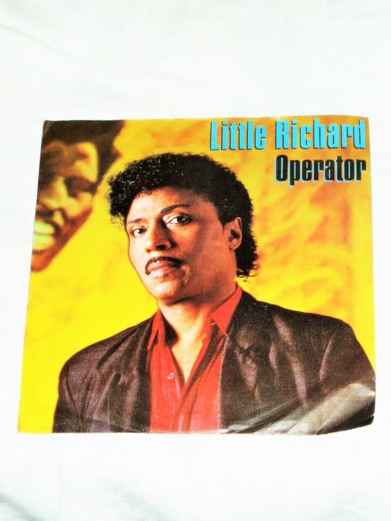 "Little Richards ""Operator""1986 mycket bra skick."