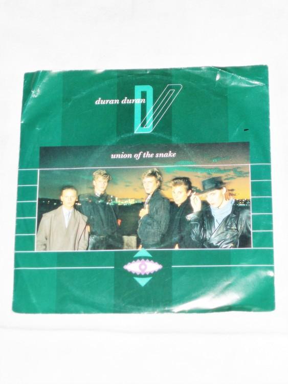 "Duran Duran ""Union Of The Snake"" mycket bra skick."