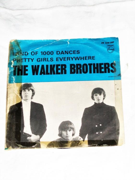 "The Walker Brothers""Land Of 1000 Dances"" mycket bra skick."