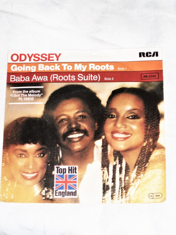 "Odyssey ""Going Back To My Roots"" mycket bra skick."