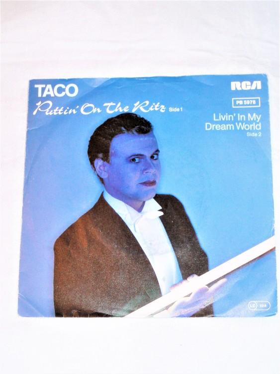 "Taco ""Puttin On The Ritz"" mycket bra skick."