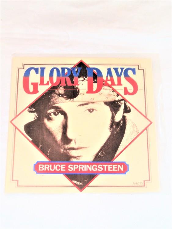 """Bruce Springsteen """"Glory Days"""" mycket bra skick."""