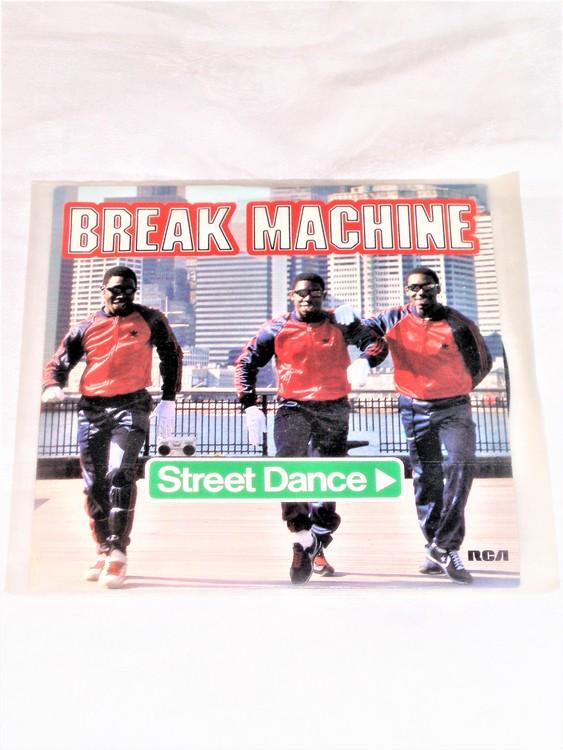 "Break Macine ""Street Dance"" mycket bra skick."