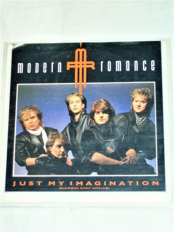 "Modern Romance ""Just My Imagination"" mycket bra skick."