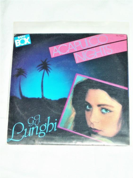 "G.J. Lunghi ""Acapulco Nights""Beat Box mycket bra skick."