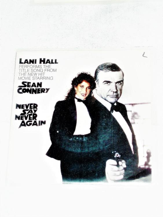 "Lani Hall ""Never Say Never Again""mycket bra skick."