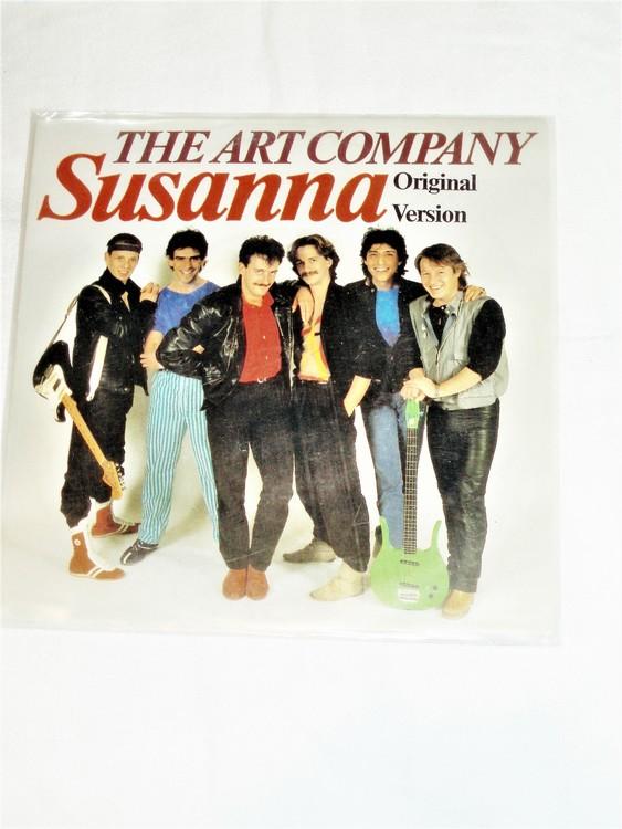"""The Art Company """" Susanna """" mycket bra skick."""