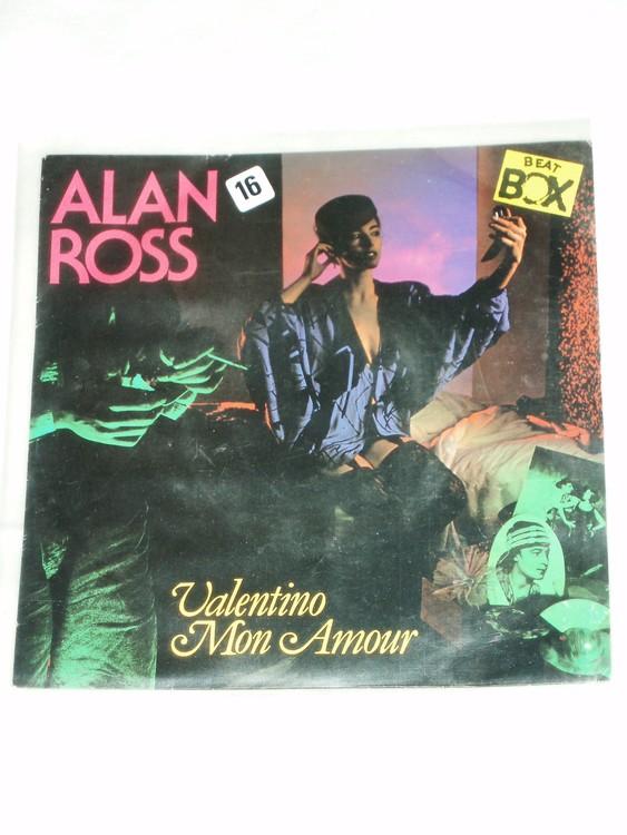 "Alan Ross ""Valentino Mon Amour"" mycket bra skick."