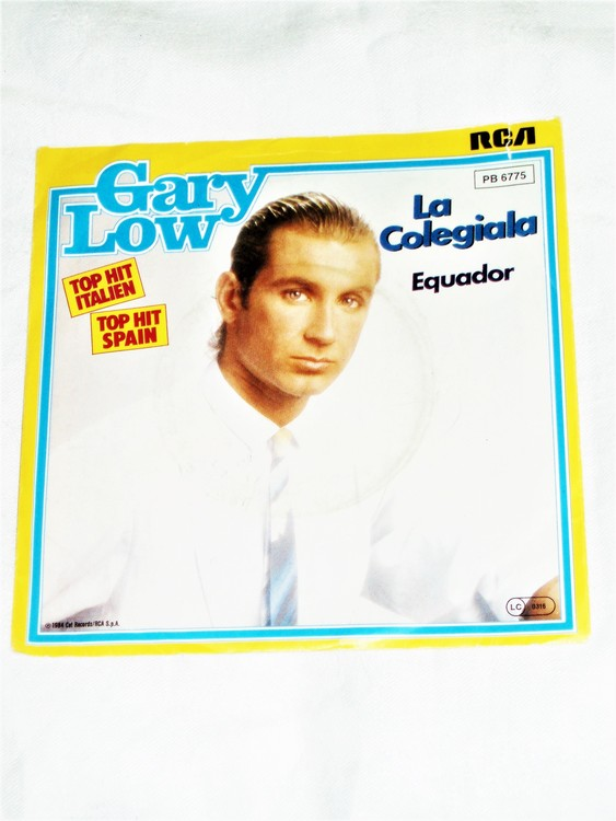 "Gary Low ""La Colegiala"" mycket bra skick."