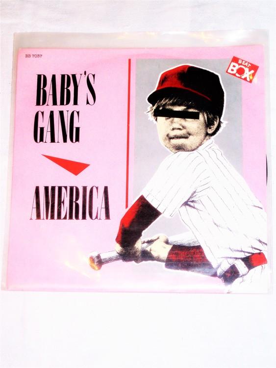 """Baby´s Gang """"America"""" mycket bra skick."""
