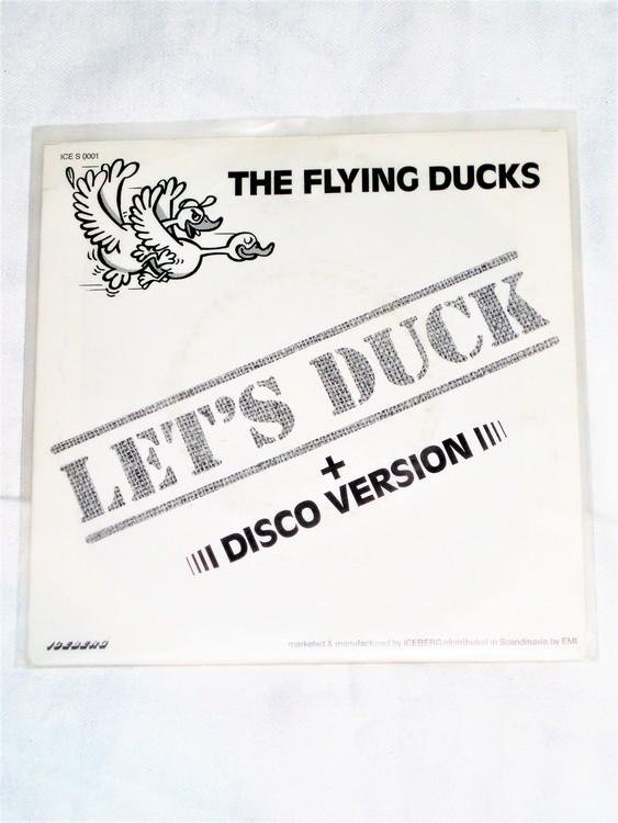 "The Flying Ducks ""Let´s Duck"" mycket bra skick."