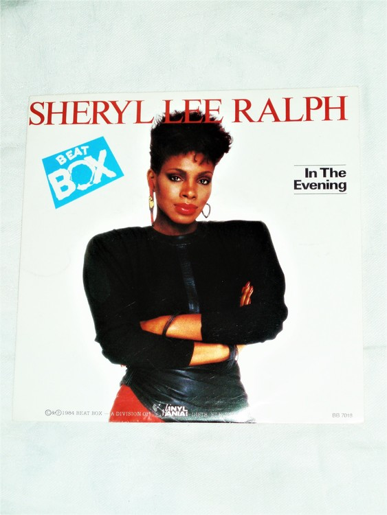 "Sheryl Lee Ralph Beat Box""In The Evening"" mycket bra skick."