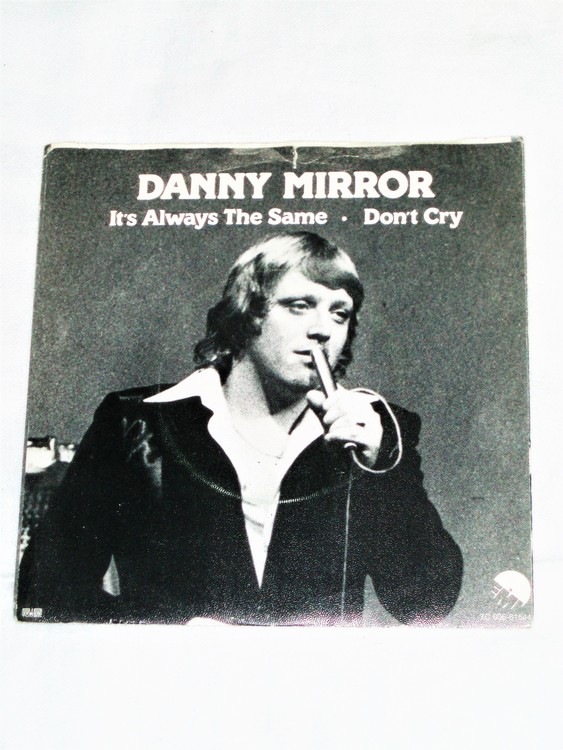 "Danny Mirror ""It´s Always The Same"" mycket bra skick."