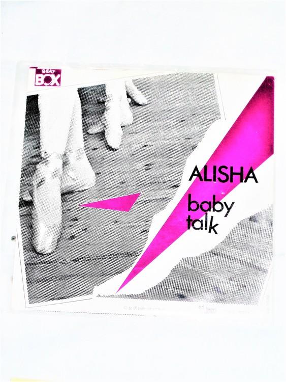 """Alisha """"Baby Talk""""Beat Box mycket bra skick."""